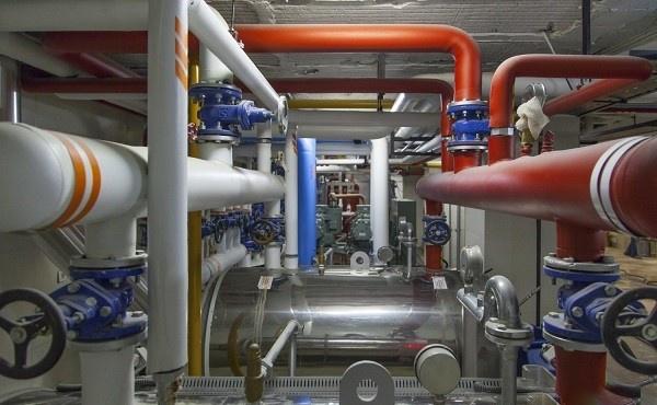تصویر سیستم اتوماسیون مشعلها و دیگهای موتورخانه
