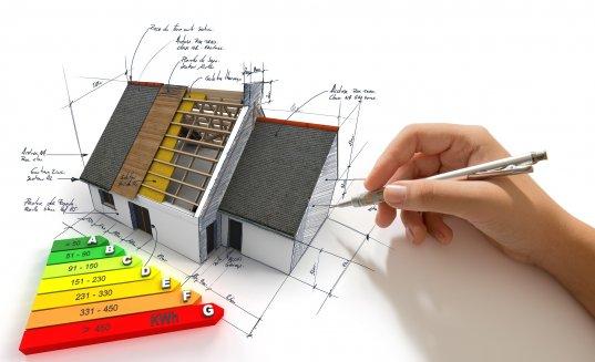 تصویر هوشمند سازی مصرف انرژی در یک ساختمان