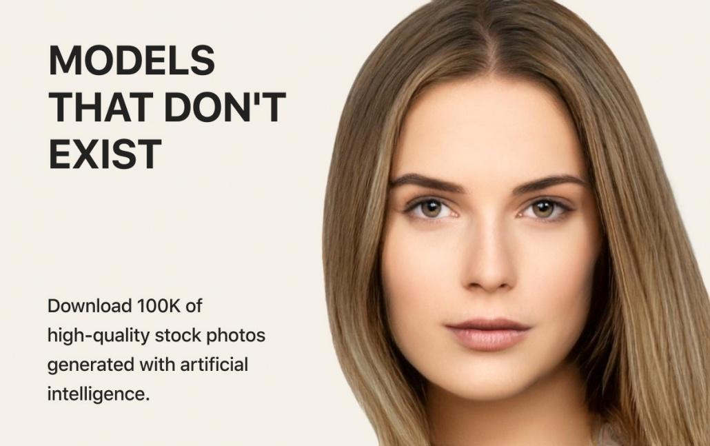 شرکت تولید کننده عکس توسط هوش مصنوعی