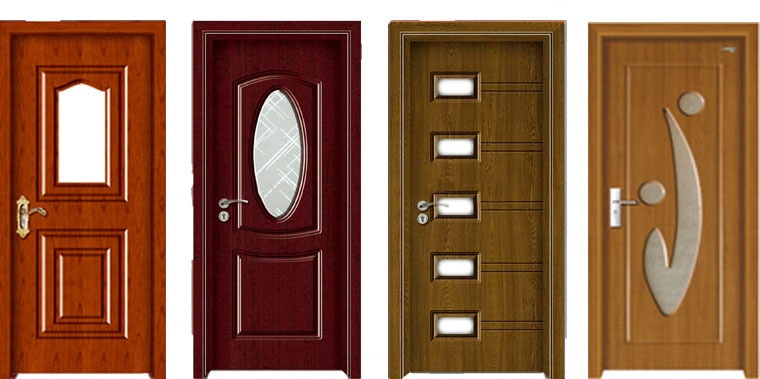نمونه درب های ساخته شده توسط پلی وود