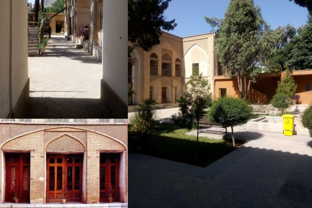 طراحی داخلی خانه مارتا پیترز در اصفهان