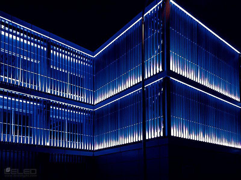 نورپردازی هوشمند ساختمان
